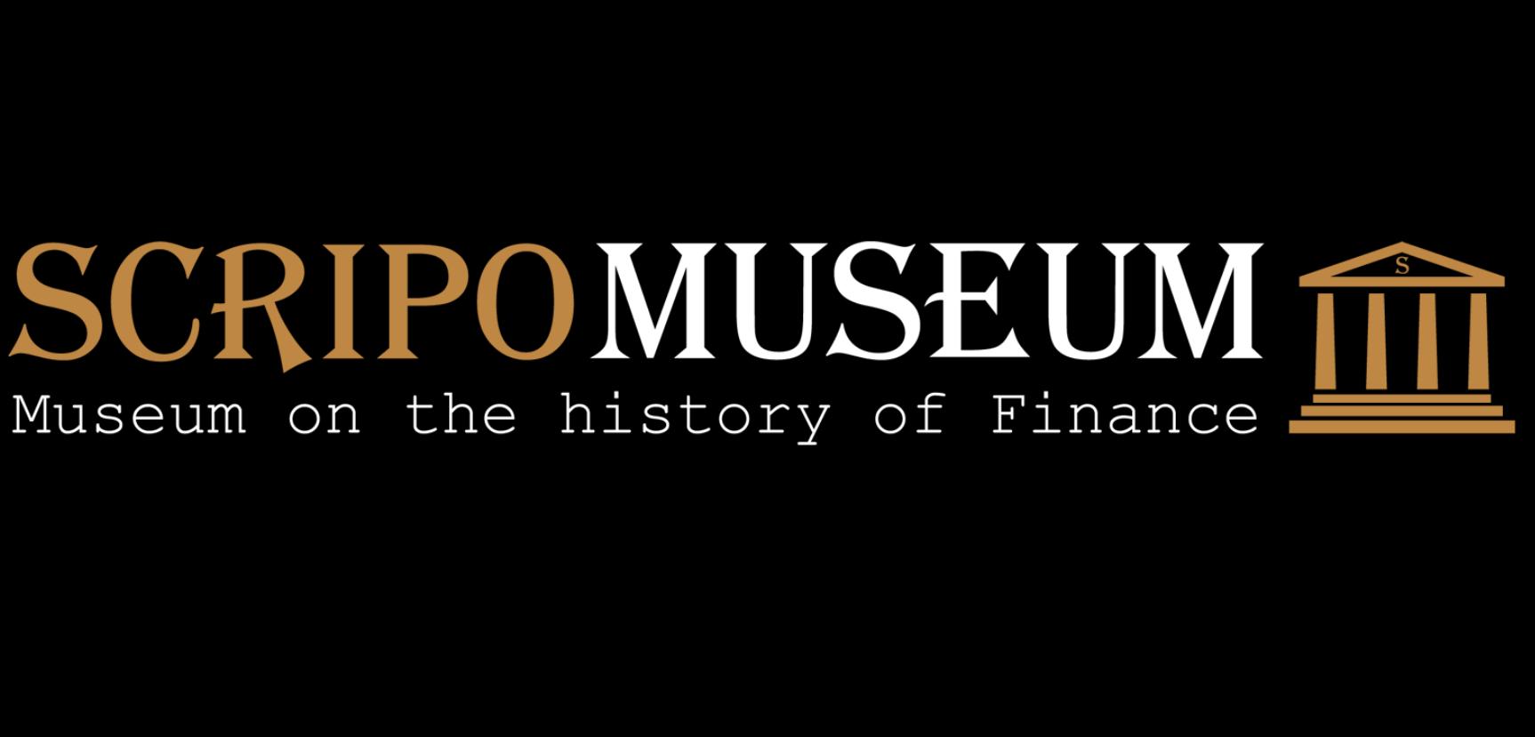 SCRIPOMUSEUM il museo della storia della finanza