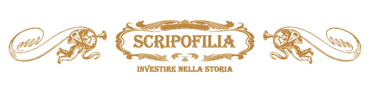 logo SCRIPOFILIA_sfondi chiari