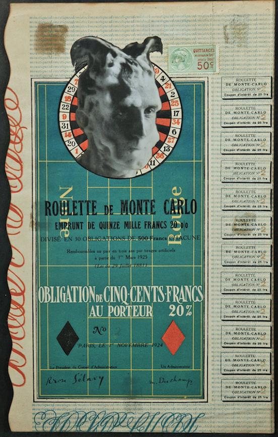 Obbligazione Roulette di Monte Carlo ( 2 )