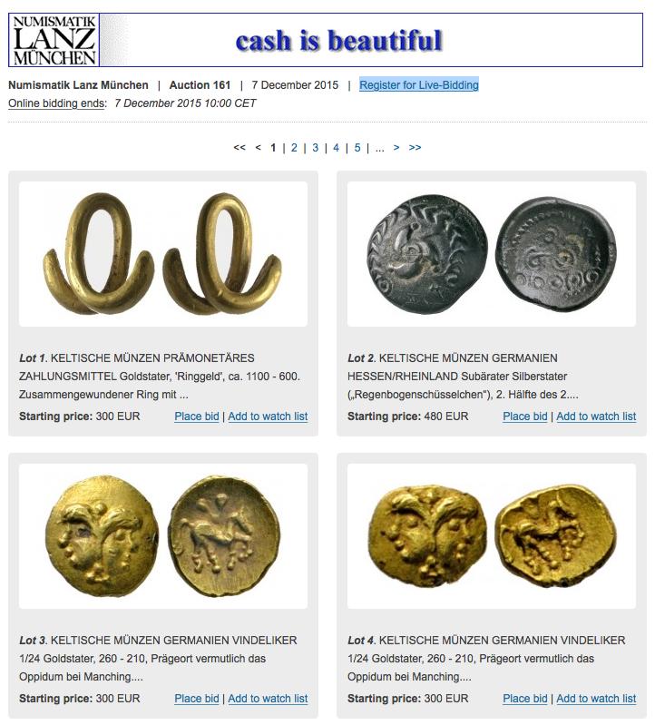 Numismatik Lanz Munchen