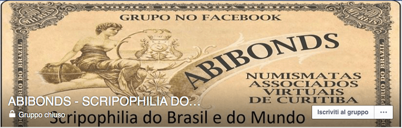 ABIBONDS - SCRIPOPHILIA DO BRASIL E DO MUNDO
