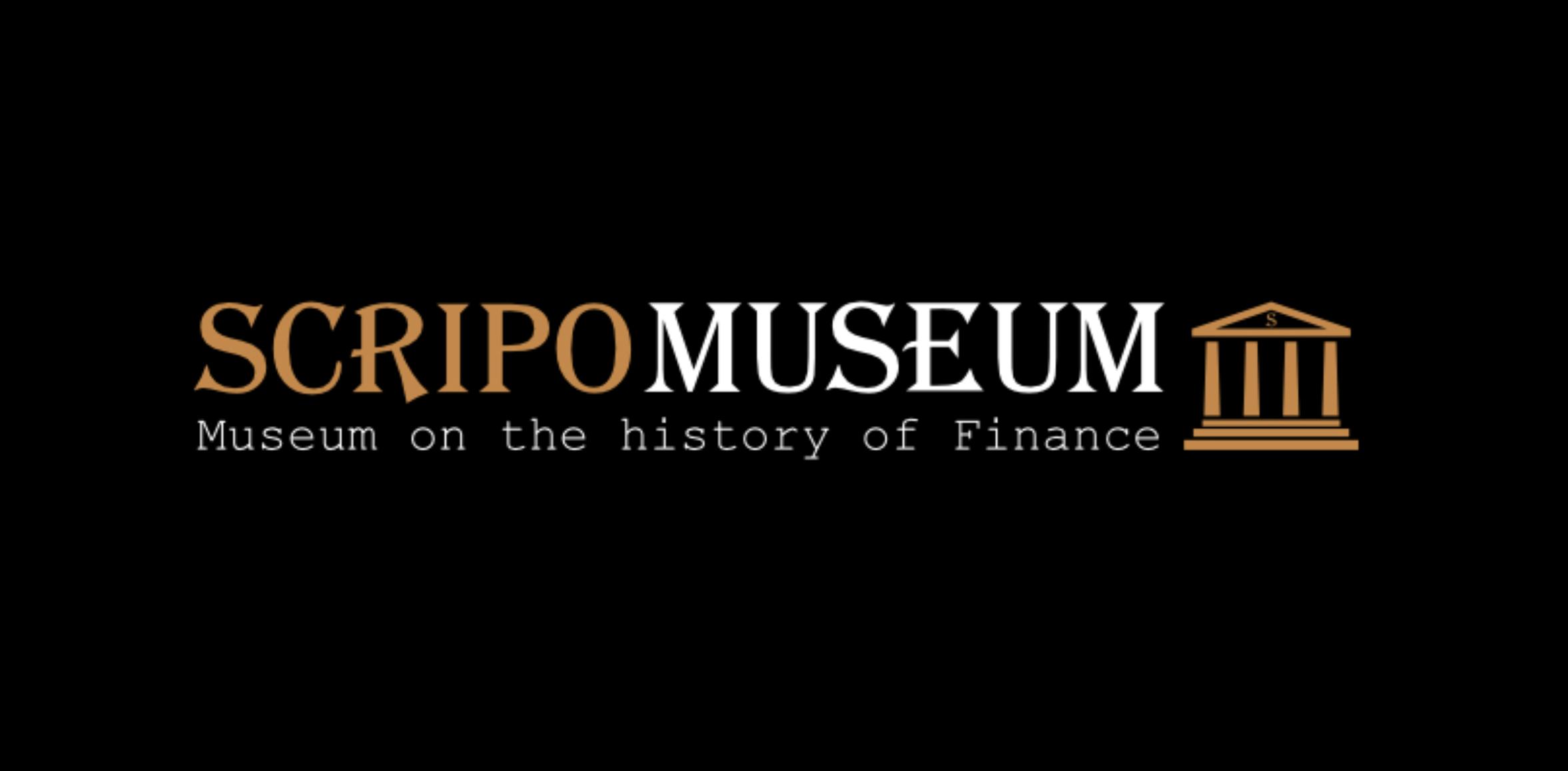 SCRIPOMUSEUM tra arte, storia e finanza