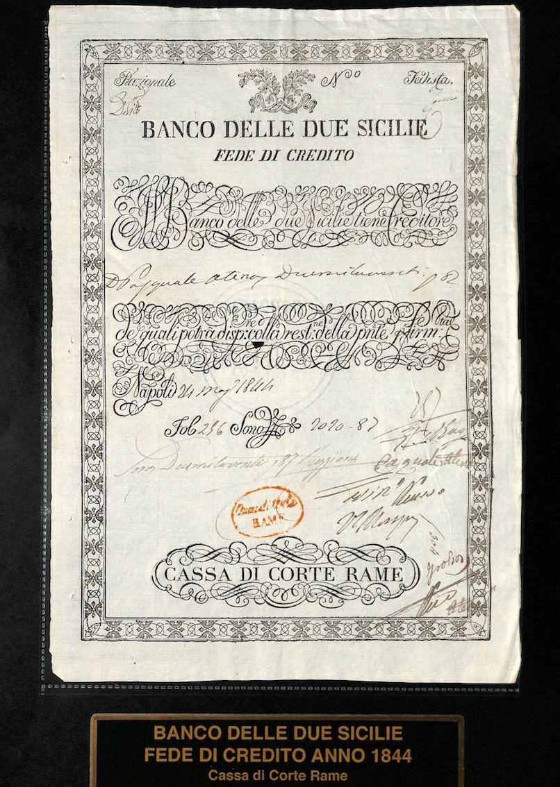 Banco delle due Sicilie