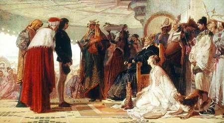Tranquillo_da_cremona,_Marco_Polo_alla_Corte_del_Gran_Khan,_1863