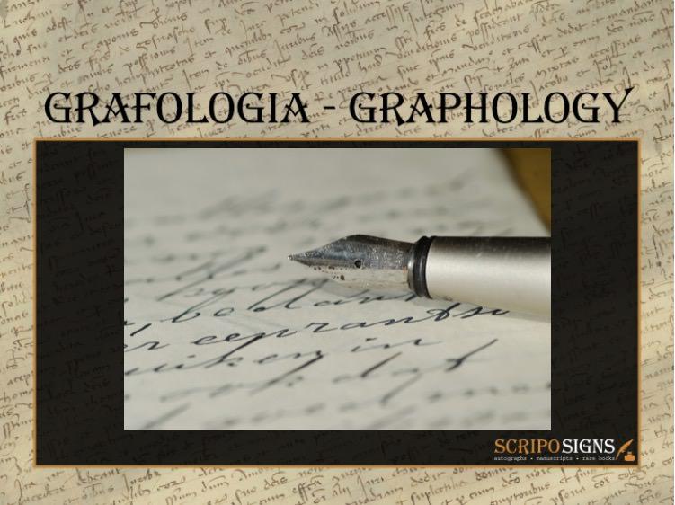 Cos'è la grafologia