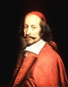 Jules Raymond Mazarin, Cardinal-Duke of Rethel, Mayenne and Nevers, born Giulio Raimondo Mazzarino or Mazarini,was an Italian cardinal, diplomat, and politician, who served as the Chief Minister of the French King from 1642 until his death.