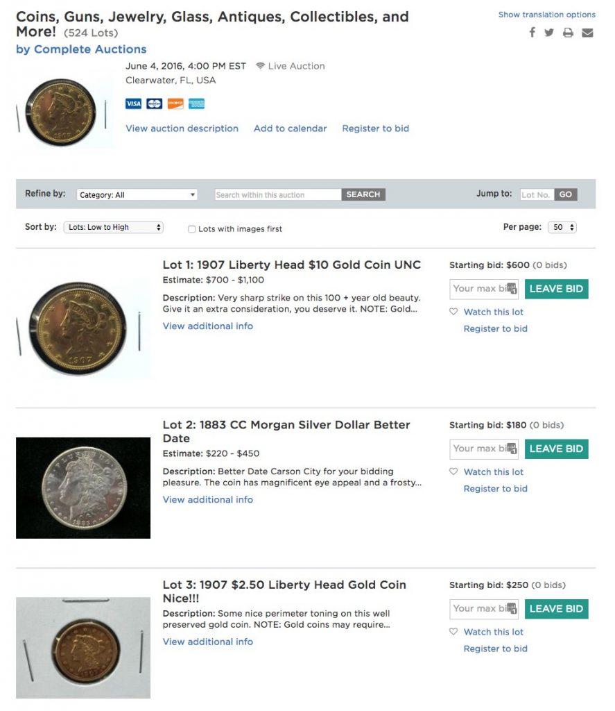 Coins Guns