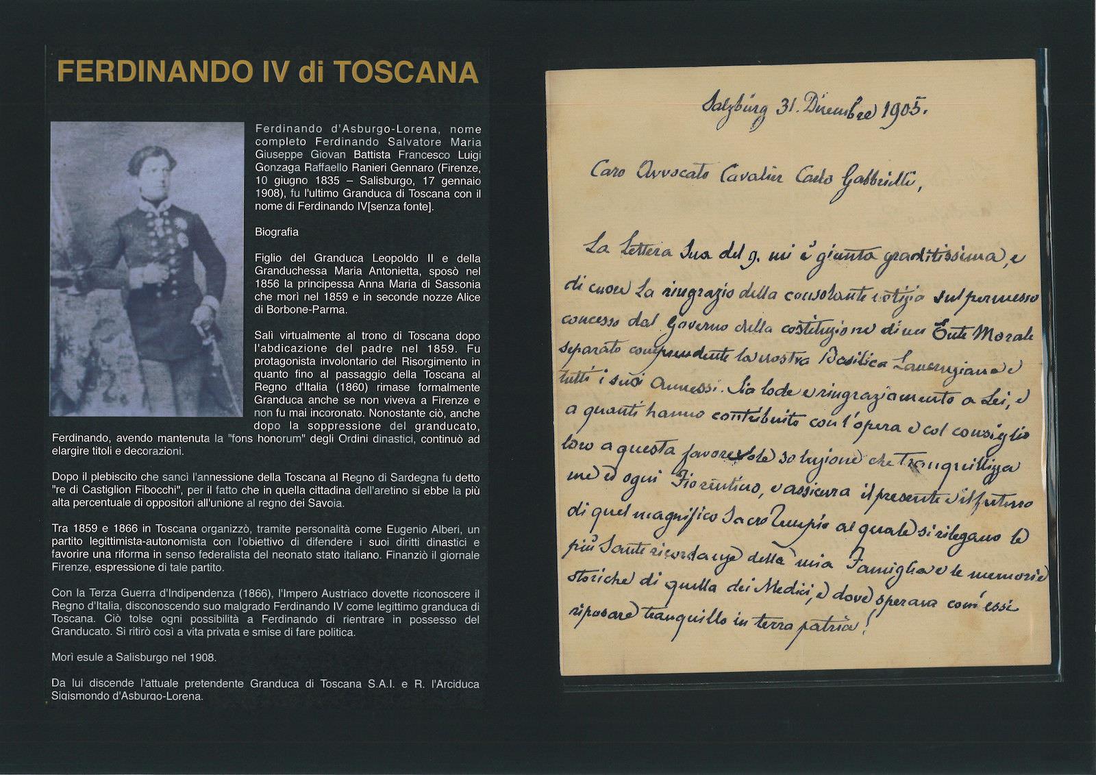 Ferdinando IV di Toscana