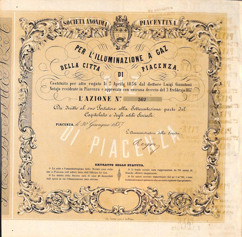 1857SOCIETAANONIMAPIACENTINA