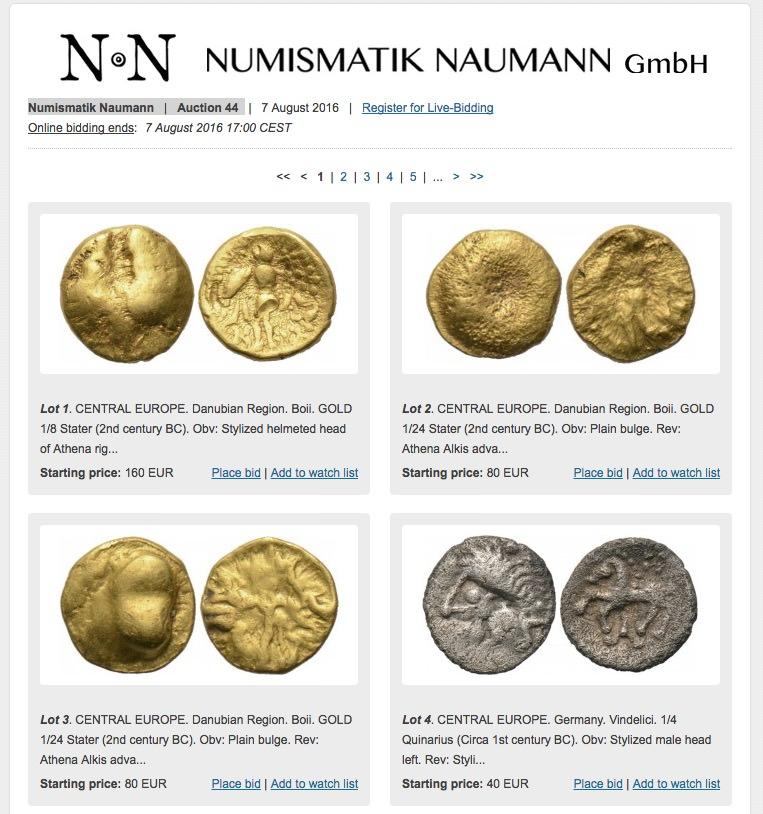 Numismatick Naumann