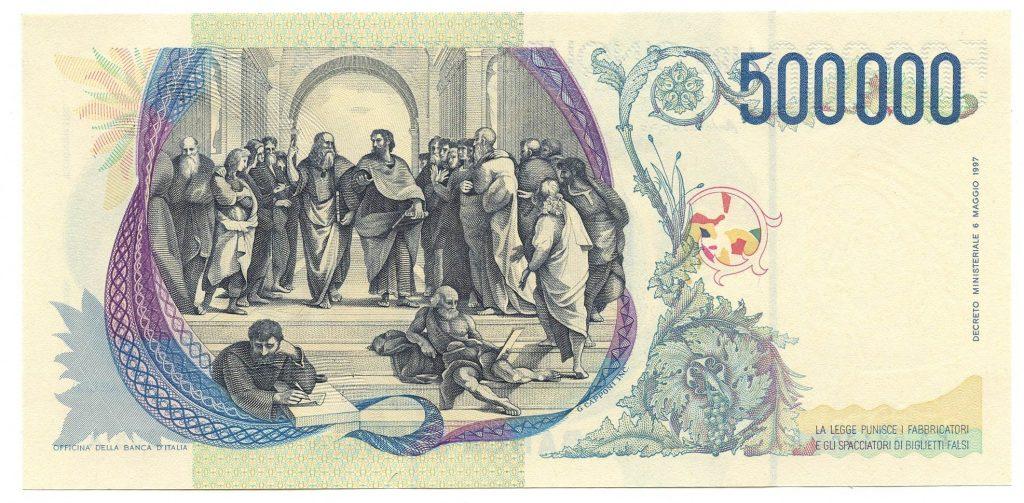 500000-lire-raffaello-retro