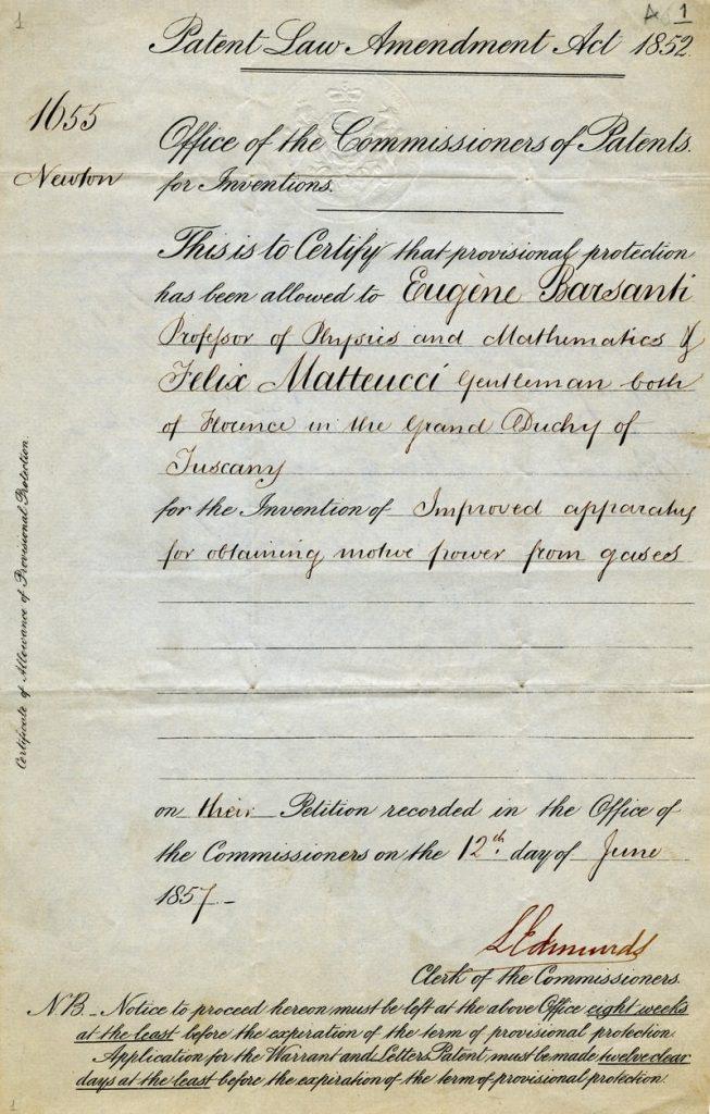 brevetto_inglese_per_il_motore_barsanti-matteucci_12_giugno_1857-tif