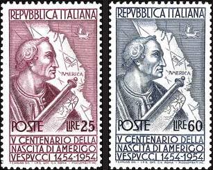 La morte di Amerigo Vespucci