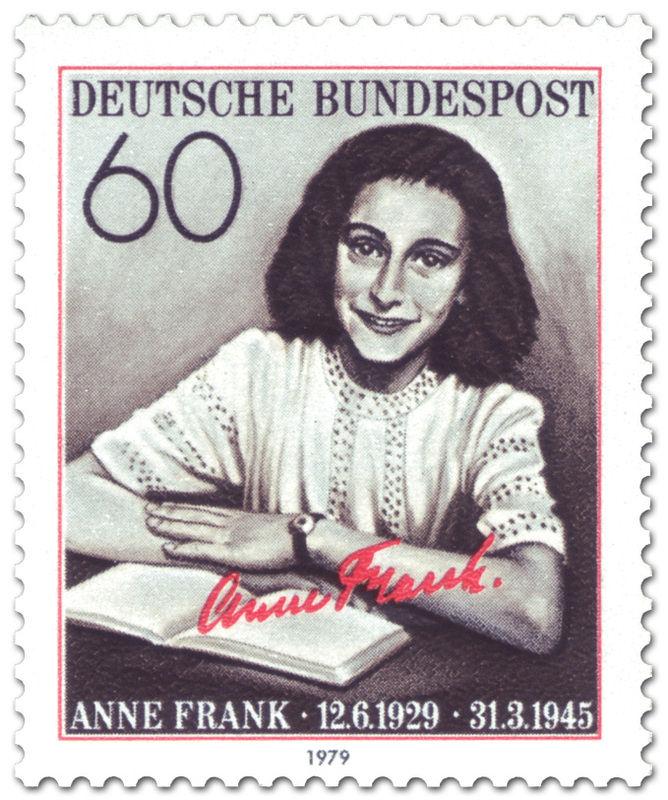 La morte di Anne Frank
