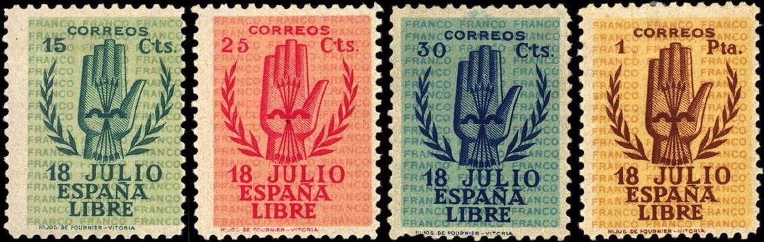 Lo scoppio della Guerra civile spagnola