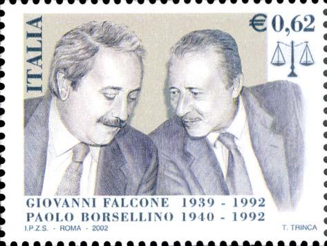 La strage di via D'Amelio e la morte di Paolo Borsellino