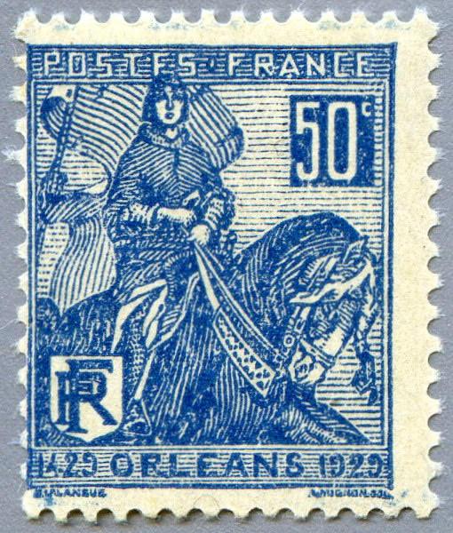 L'arrivo di Giovanna d'Arco ad Orléans