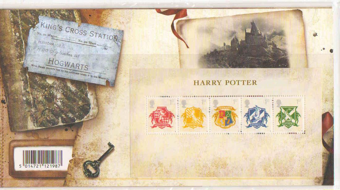 primo volume harry potter