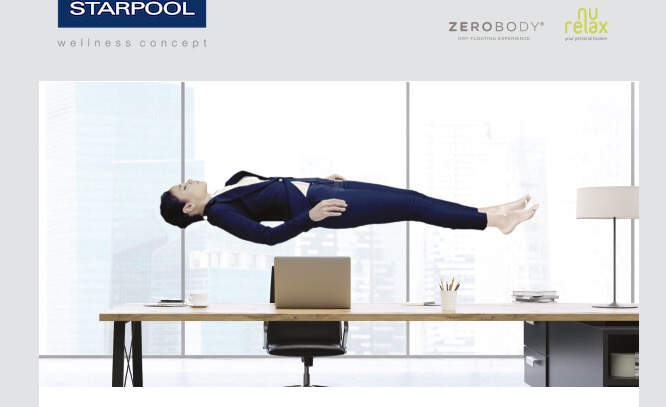 Starpool Wellness concept - Invitation to Salone Internazionale del Mobile 2017