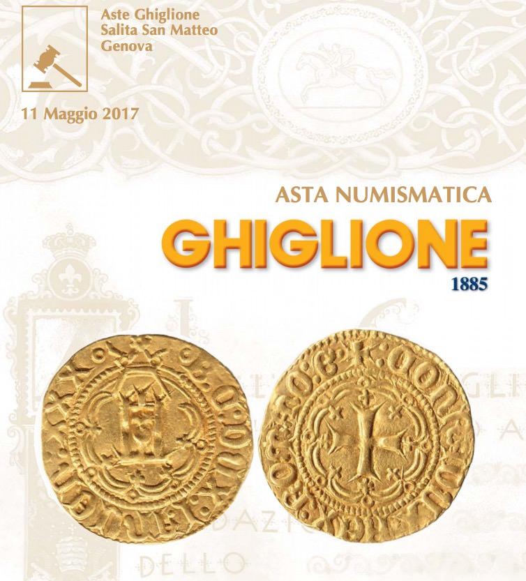 Asta Numismatica GHIGLIONE n. M56