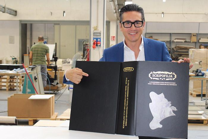 Il clamoroso successo del libro sulla Scripofilia