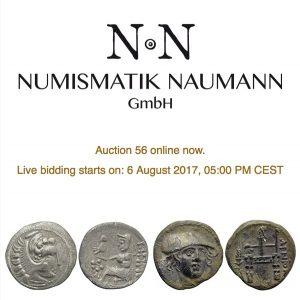 Numismatik Naumann - Auction 56 online